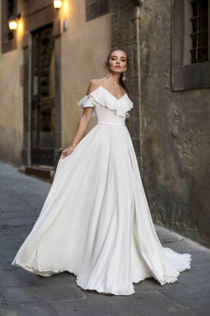 ec598eae8d37 Свадебные платья для беременных - купить платье для беременной ...