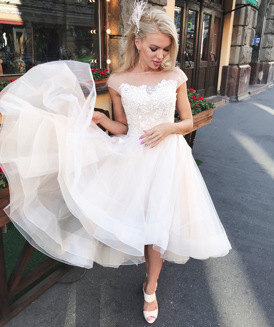 Bebina от Barbara Wedding