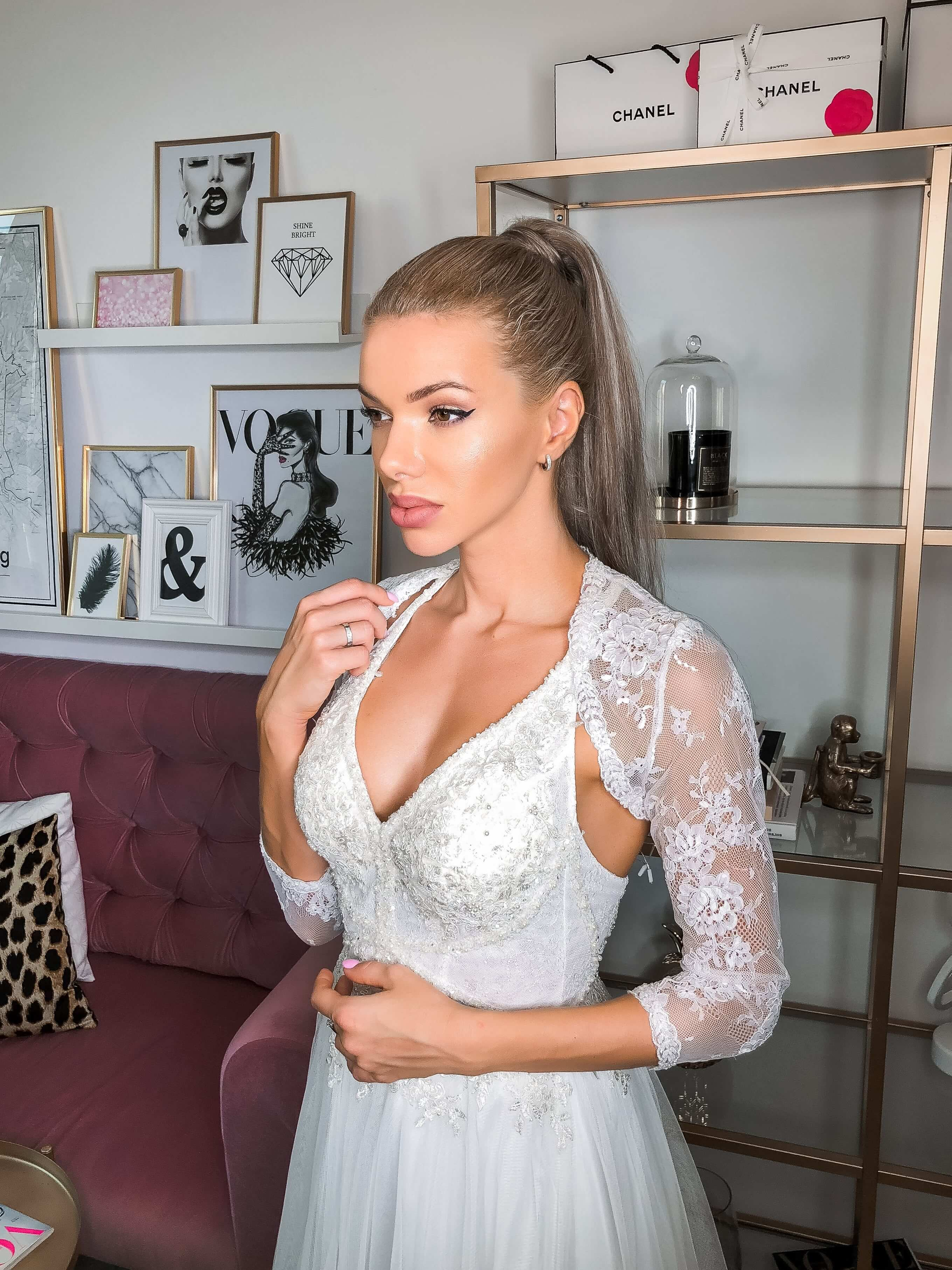70779887c04 Свадебные аксессуары для невесты в интернет-магазине в Санкт-Петербурге