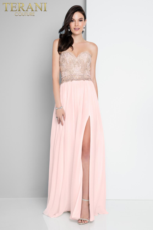 69c0dc1b04cc01b Розовые вечерние платья - купить платье розового цвета в Санкт ...