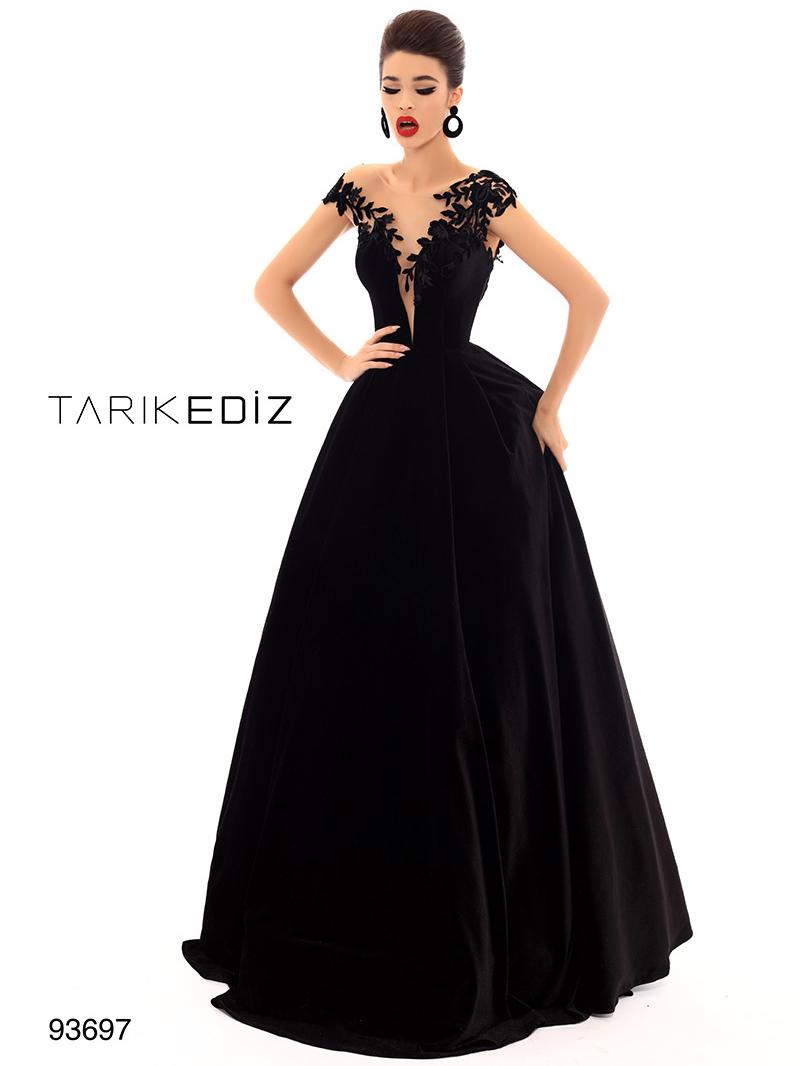 6337757e143a077 Черные вечерние платья - каталог длинных и коротких платьев черного ...