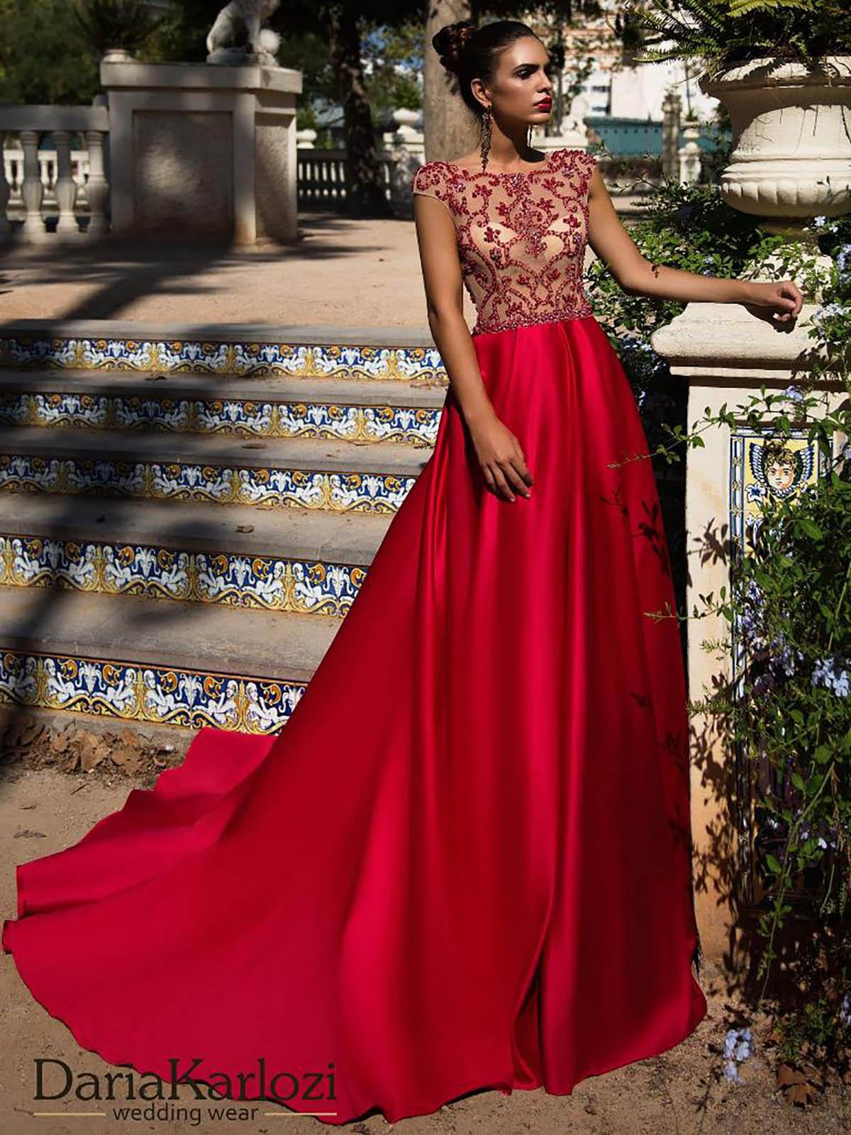 b8696f56375 Красные вечерние платья короткие и в пол - цены