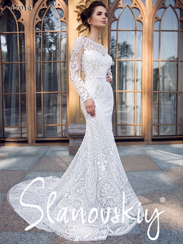 2b9e084d183efe2 Свадебное платье Roberta от Slanovskiy – купить в салоне Милано Вера в  Санкт-Петербурге