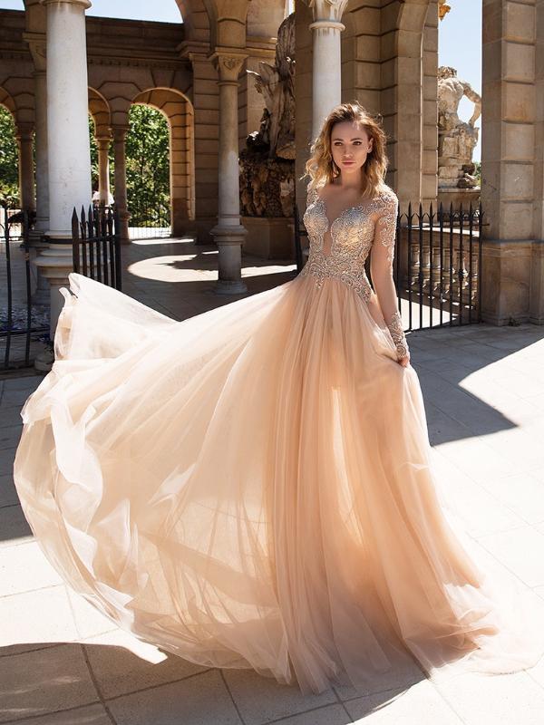 ba1b0d1ed5216d7 Вечерние платья золотого цвета в Санкт-Петербурге - каталог, цены ...