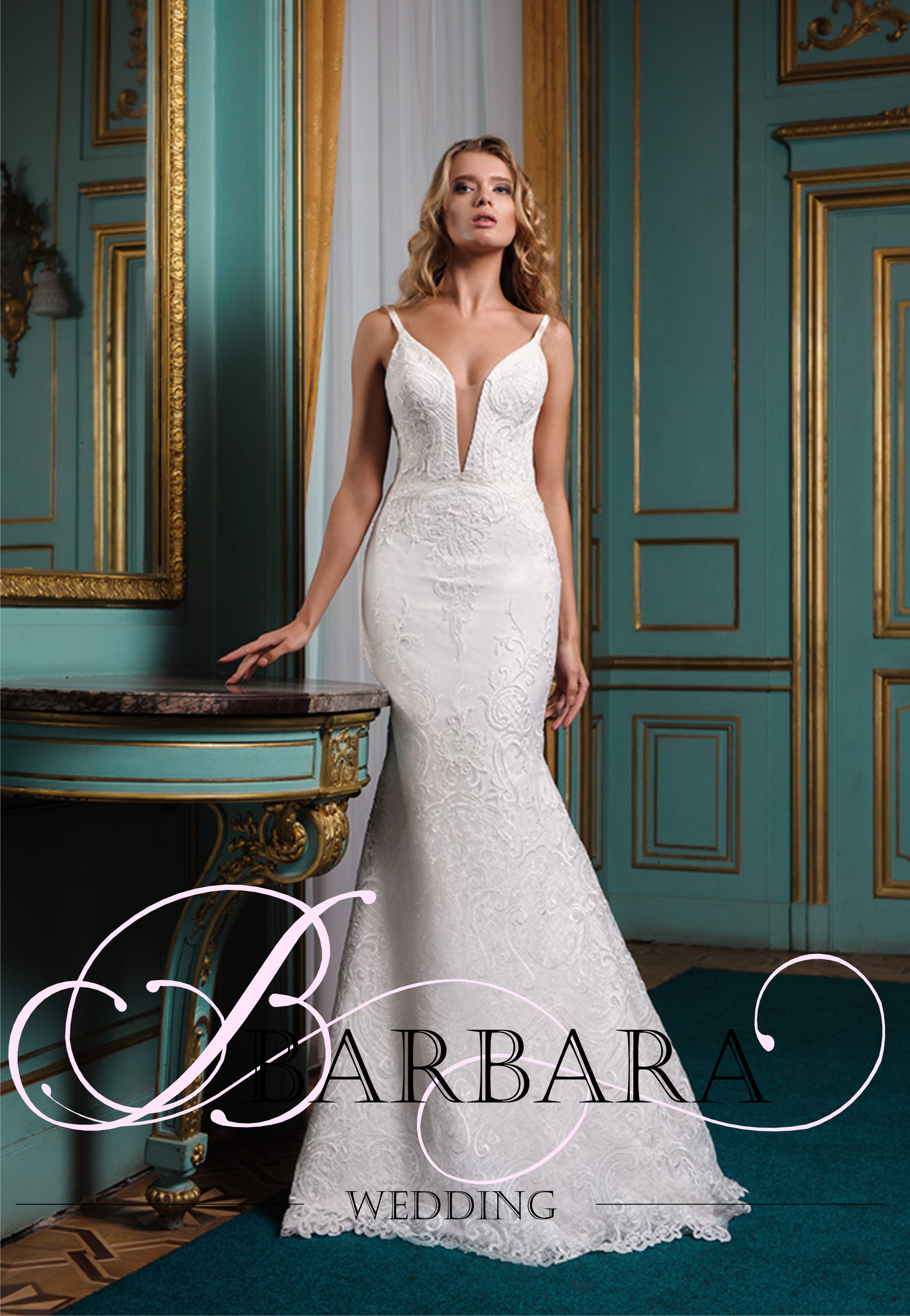 Noradia от Barbara Wedding