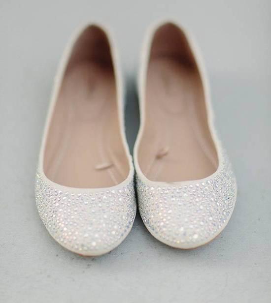 3fc80c51f Модная свадебная обувь – фотографии свадебных туфель для невесты