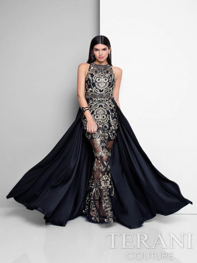 8b7efcc2a6e Вечернее платье Kostia от Terani Couture – купить дизайнерское платье  Terani Couture в Санкт-Петербурге